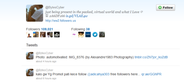 Free Twitter followers – Share how to get more followers on